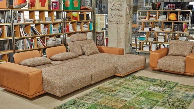 разтегателен диван