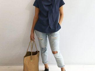 елегантна тениска