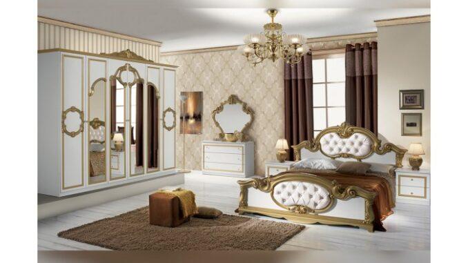 Луксозен спален комплект